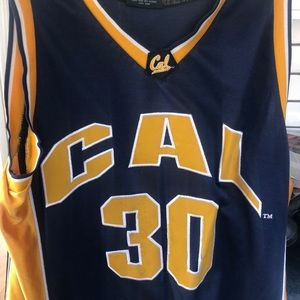🐻Retro Cal basketball jersey! Very rare
